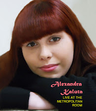Alexandra Kaluta Broadway Bound