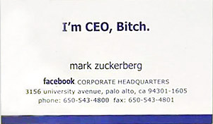 Best interview business cards collection of famous business cards business card of mark zuckerberg colourmoves