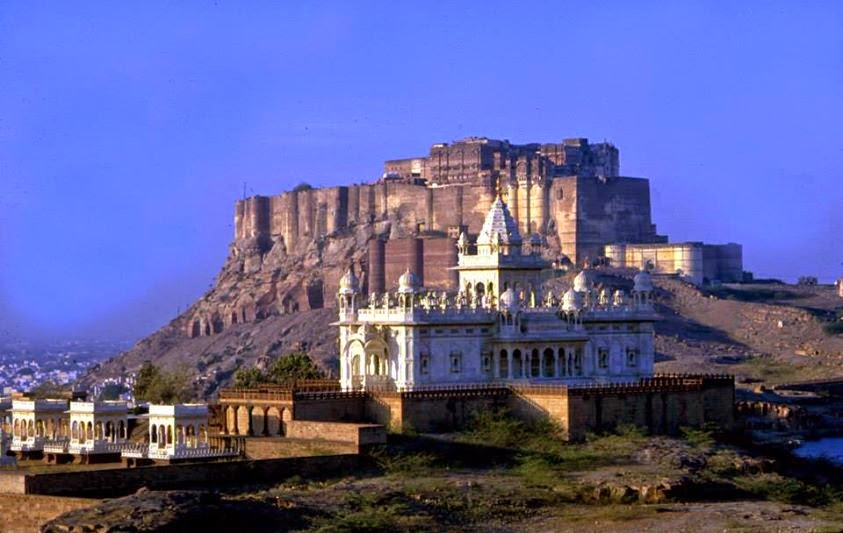Forte Mehrangarh - Jodhpur (India)