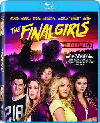 The Final Girls (2015) HD 1080p Latino
