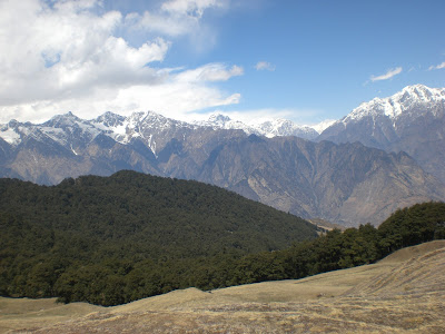 Gorson Top, Auli, Garhwal, Uttarakhand, weekend getaway, Himalayas, trek, alpine meadow