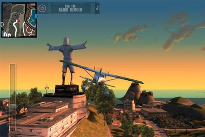 Gangstar Rio City of Saints для Андроид скачать бесплатно