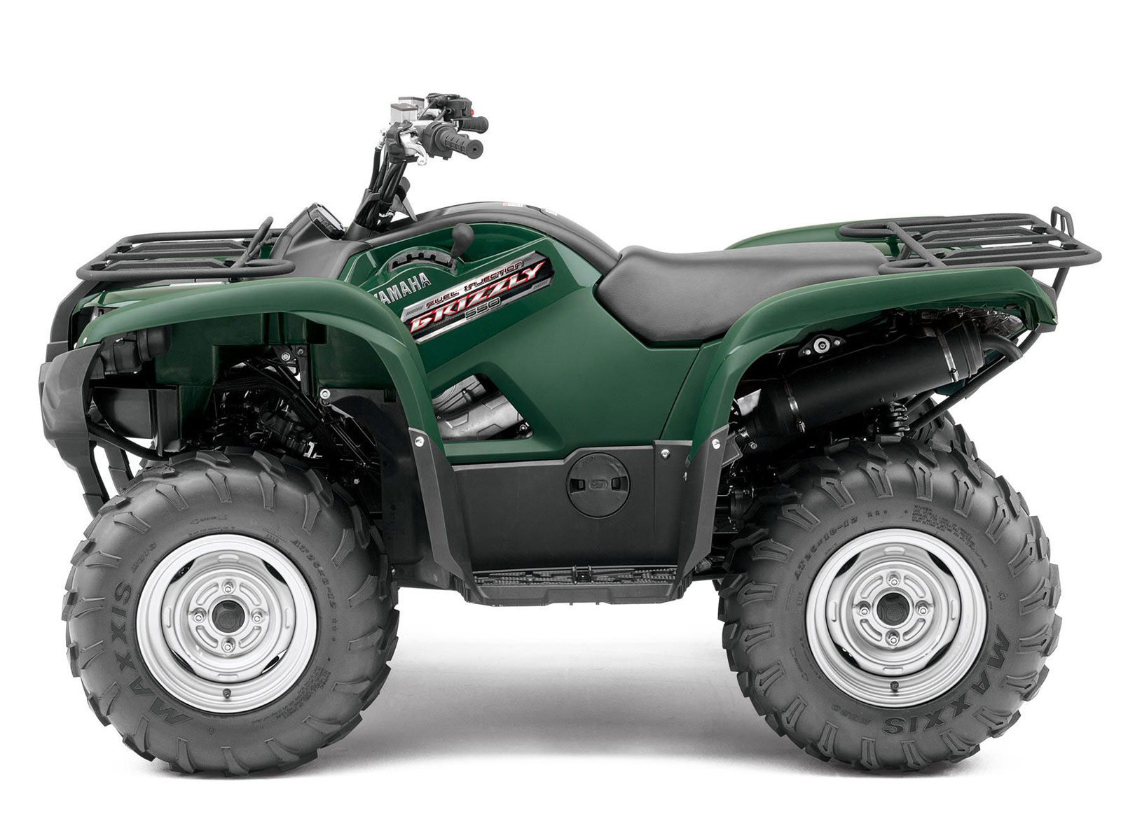 2013 grizzly 550 fi auto 4x4 yamaha atv pictures specs