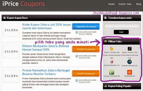 tips hemat belanja online dengan iprice coupons