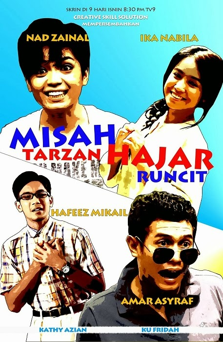 Misah Tarzan Hajar Runcit Full Movie