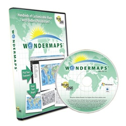 WonderMaps from Bright Ideas Press