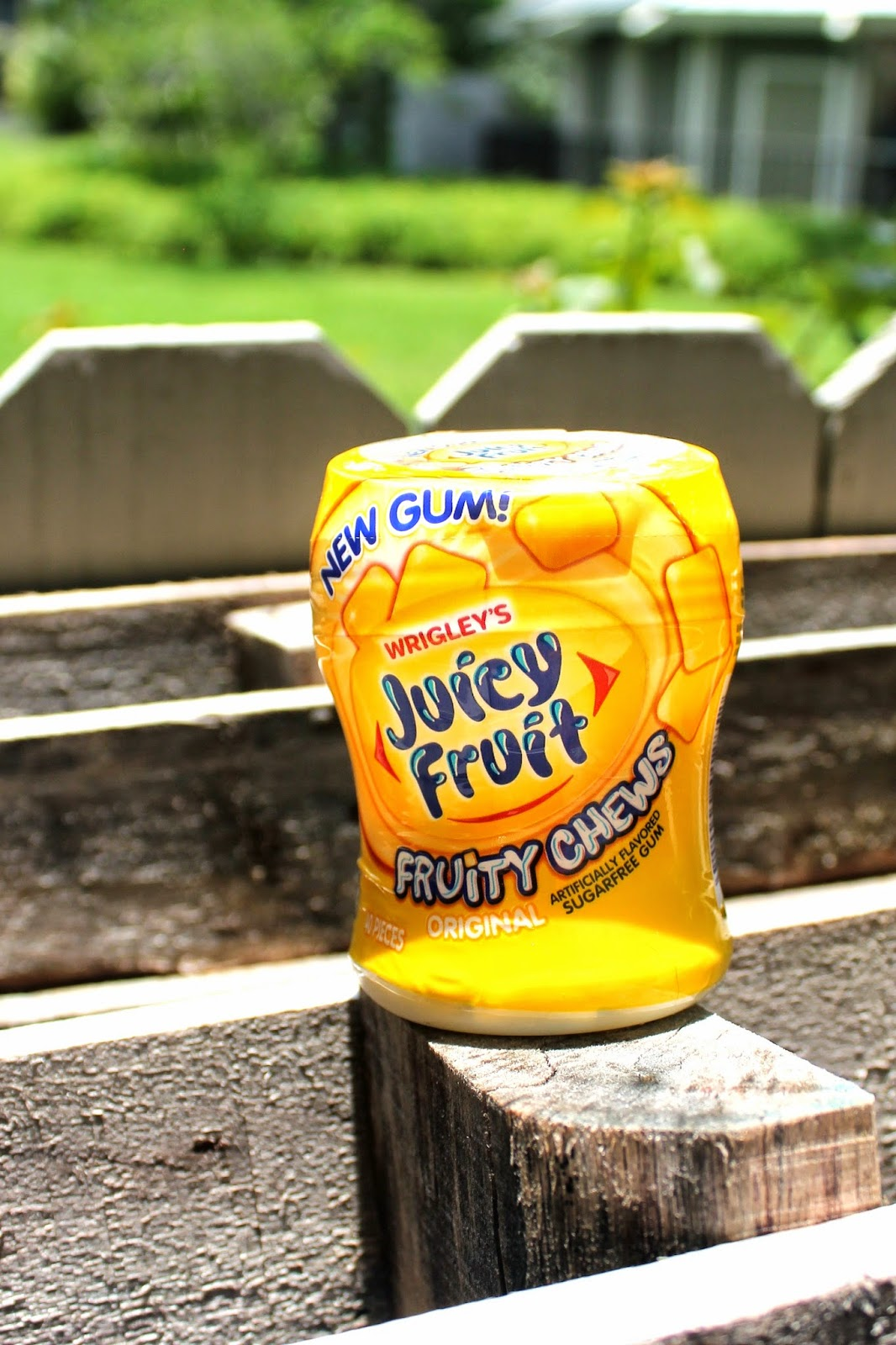 Show your fun side this summer with Juicy Fruit #JuicyFruitFunSide #CollectiveBias
