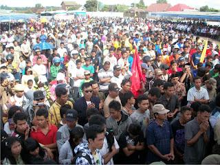 Fahry Hamzah: Provinsi Pulau Sumbawa, Harga Mati