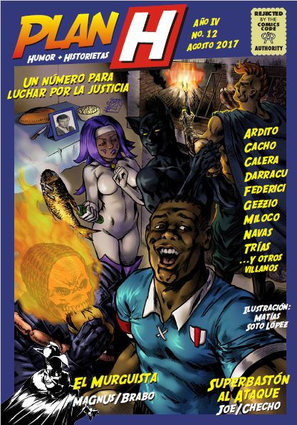 PRONTO: Plan H nº 12