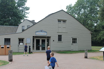James A. Garfield Historical Center Visitor Center