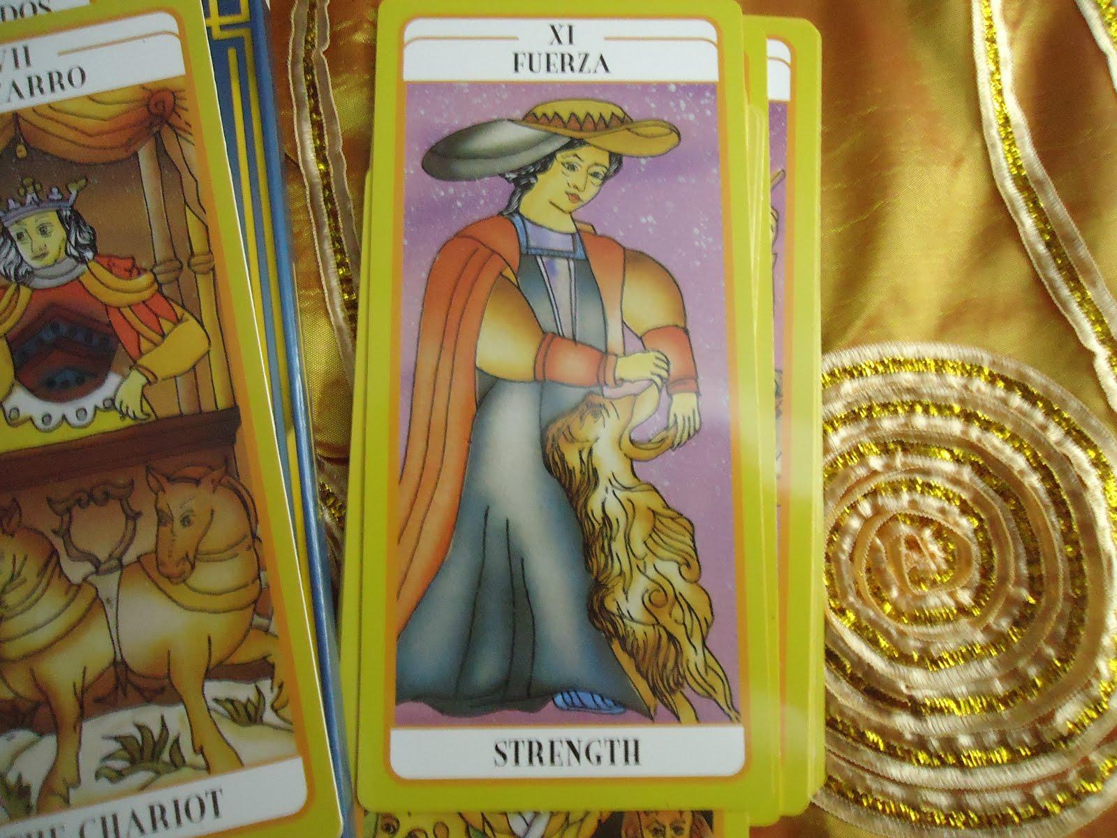 Lectura Gratis del Tarot