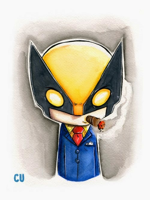 19-Wolverine-Chris-Uminga-Game-of-Thrones-Watercolours-www-designstack-co