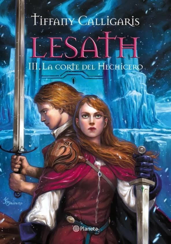 Lesath III La corte del Hechicero Reseña