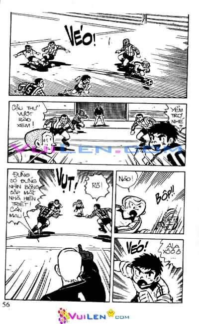Jindodinho - Đường Dẫn Đến Khung Thành III  Tập 9 page 56 Congtruyen24h