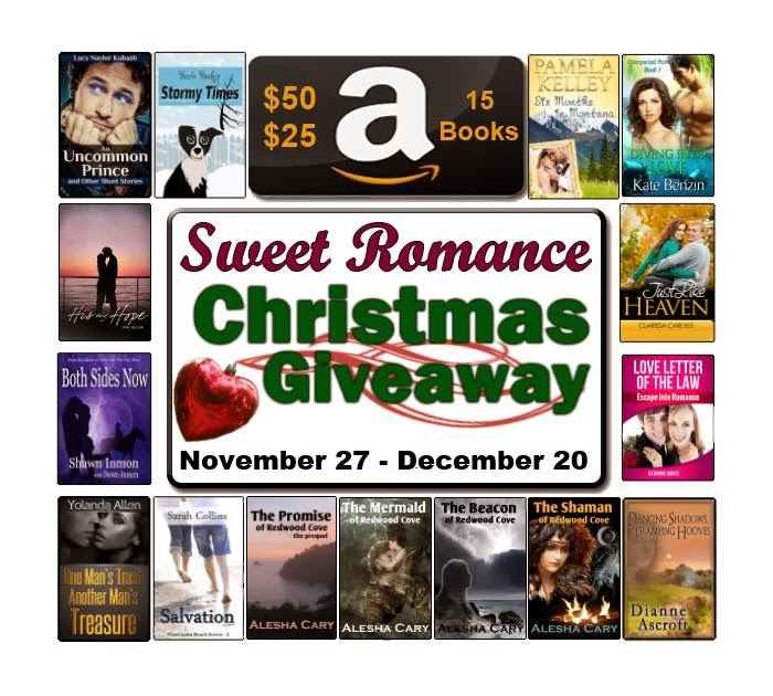 SWEET ROMANCE CHRISTMAS GIVEAWAY! CLICK ON IMAGE!