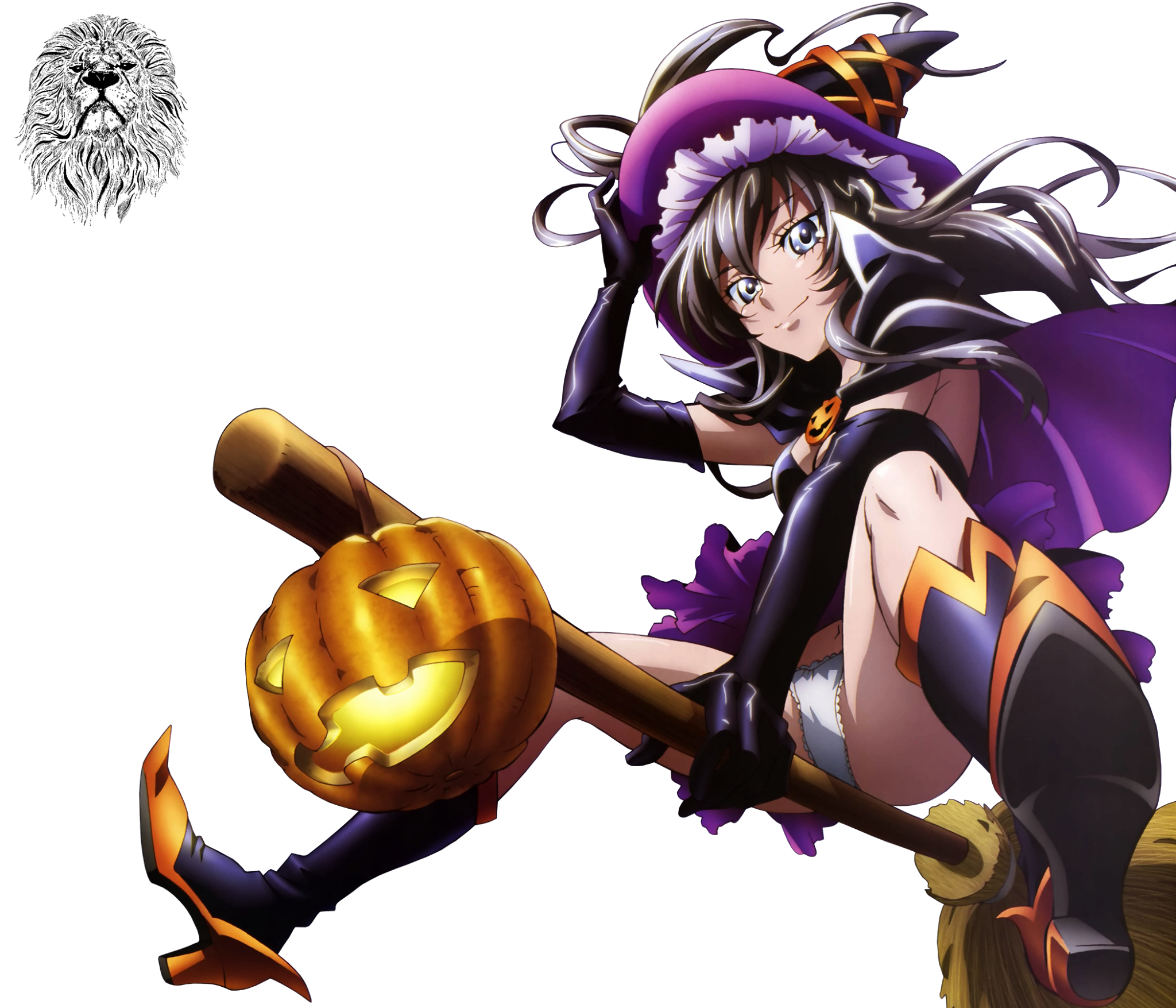 Star Plus One! - Shinomori Maya Halloween
