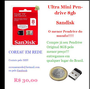 PENDRIVE ULTRA MINI 8GB