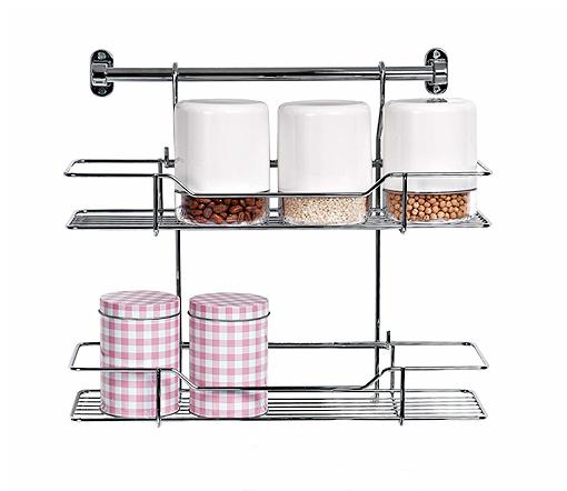 Decoraci n f cil accesorios de pared para organizar la cocina for Accesorios para cocinas pequenas