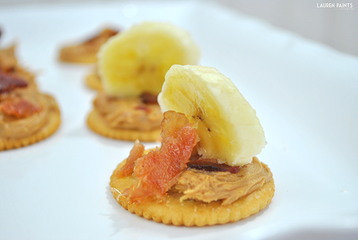 """Everybody Let's Rock"" Elvis-Inspired Sweet & Savory Hors d'Oeuvres with RITZ®"