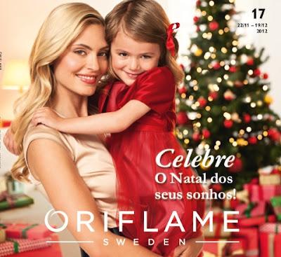 Catálogo 17 de 2012 da Oriflame