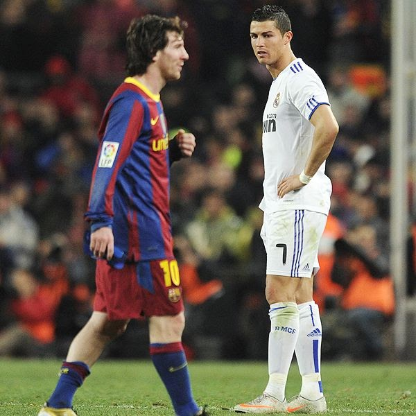 Cristiano Ronaldo I M Not Playing Just Lionel Messi: Cristiano Ronaldo To Barça??? >> Read My Mind