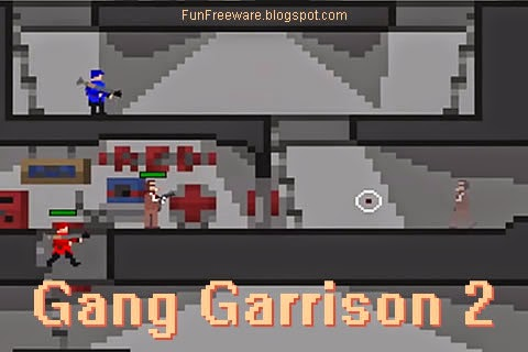 Gang Garrison 2 Multiplayer Shooter