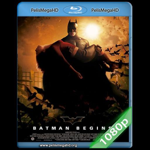 BATMAN BEGINS (2005) 1080P HD MKV ESPAÑOL LATINO
