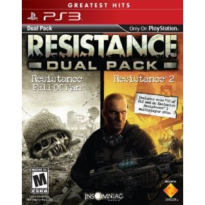Resistance Greatest Hits Dual Pack PS3