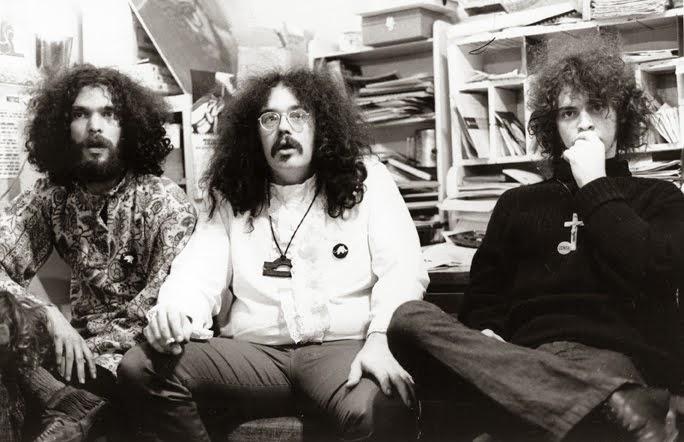 Pun, John Sinclair, Wayne Kramer