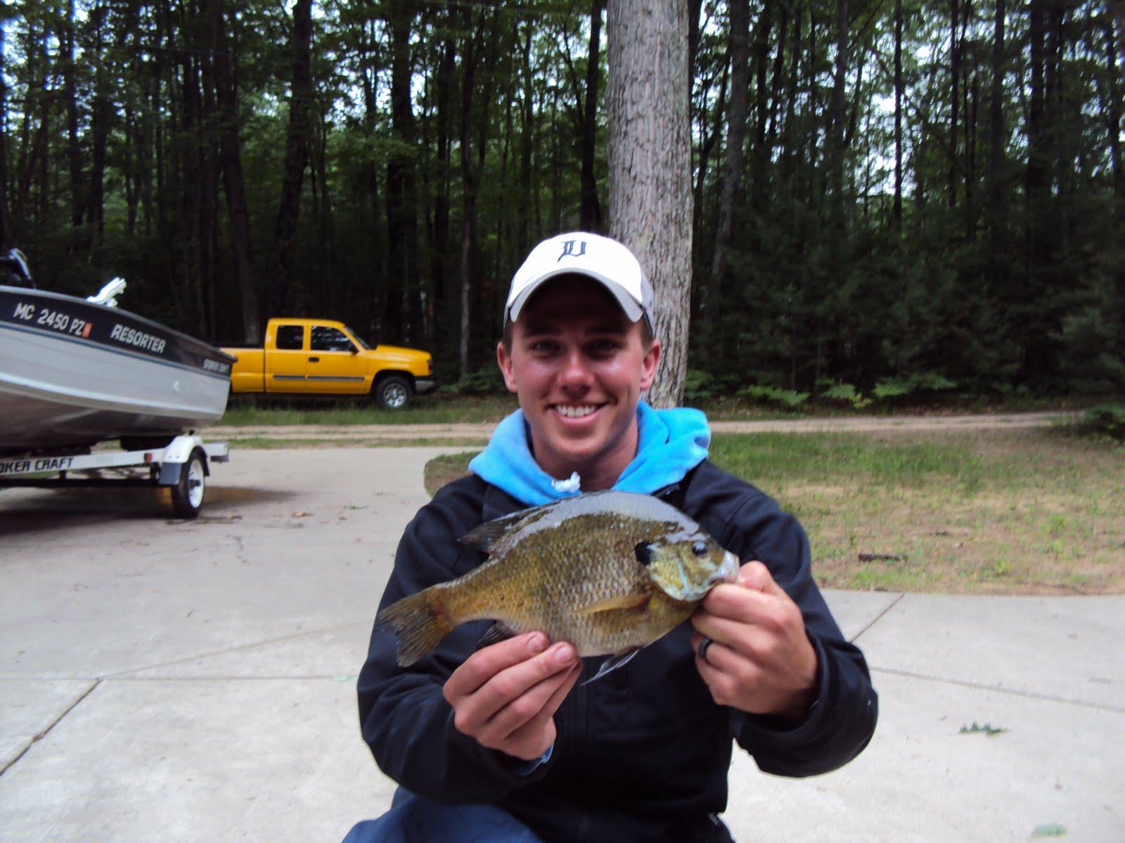 Michigan fishing reports for Michigan fishing reports