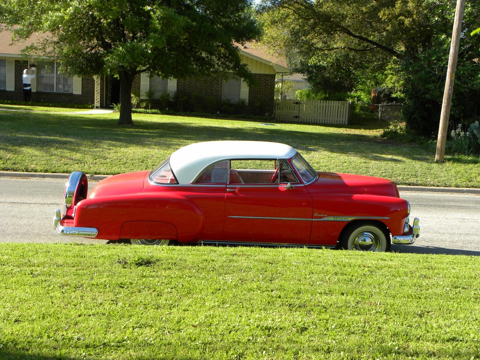 The Rockabilly Sophisticate 1951 Chevy Deluxe 2 Door Hardtop Chevrolet For Sale