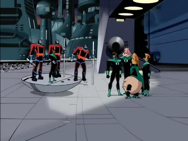 Justice League Episode 4