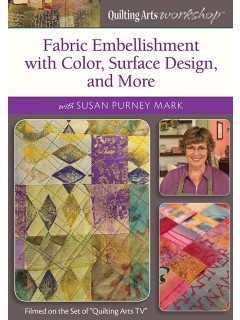 Fabric Embellishment DVD