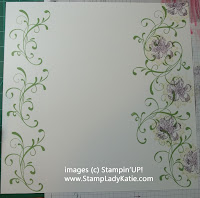 scrapbook page made with Stampin'UP! Everything Eleanor set