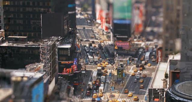 Nueva York Time Lapse Geoff Tompkinson