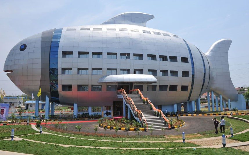 National Fisheries Development Board Building In Hyderabad India Pictures