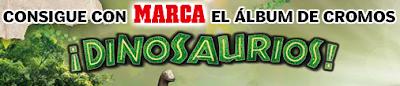 Dinosaurios - Marca