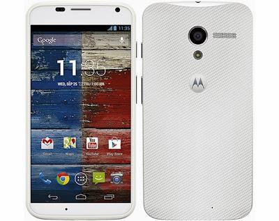 Motorola Moto X landed in the UK, costs £380
