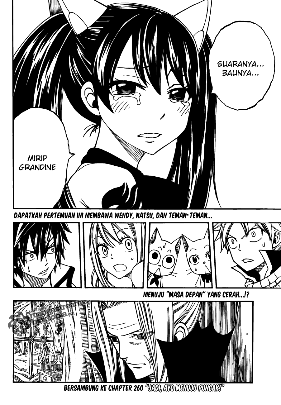Baca Manga, Baca Komik, Fairy Tail Chapter 259, Fairy Tail 259 Bahasa Indonesia, Fairy Tail 259 Online