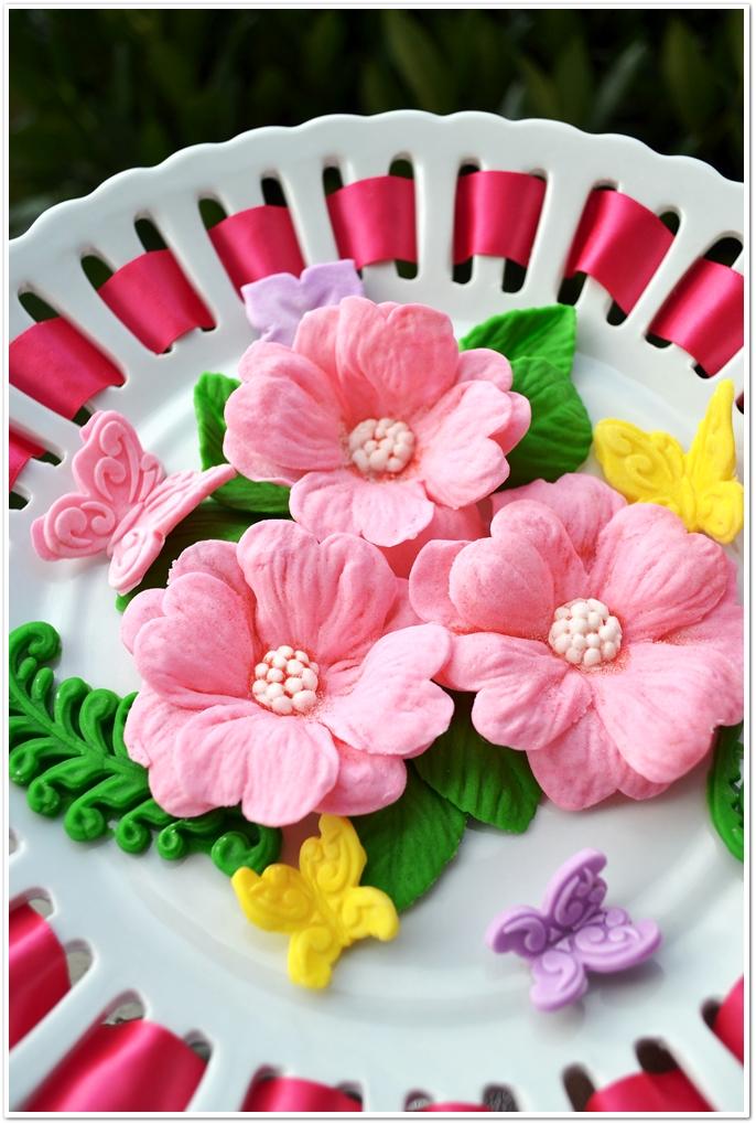 Cake Decorating Gum Paste Recipe : Gum Paste Recipe - M.A.D.urlich.allcrafts