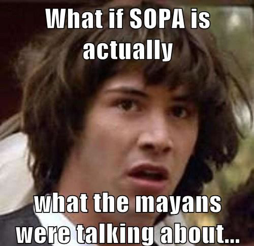 Conspiracy Keanu On SOPA