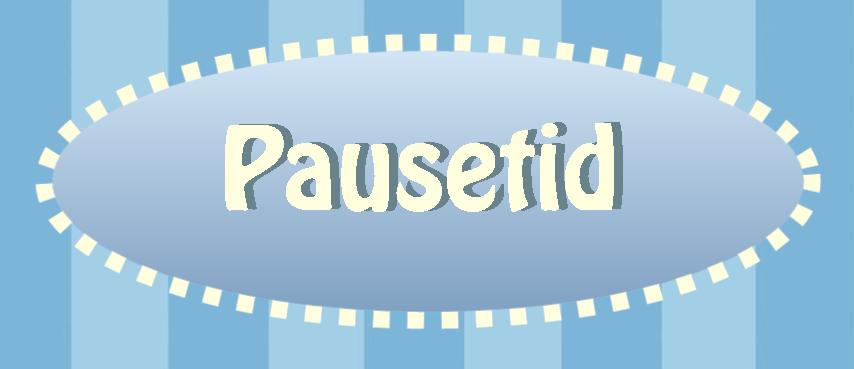Pausetid