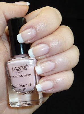 Lacura French Manicure