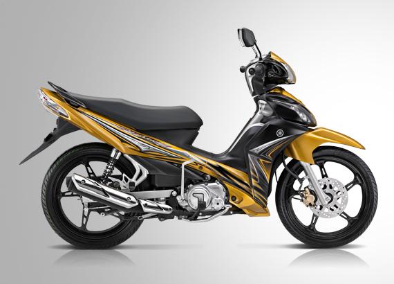 Daftar Harga Motor Yamaha Jupiter Z 2012