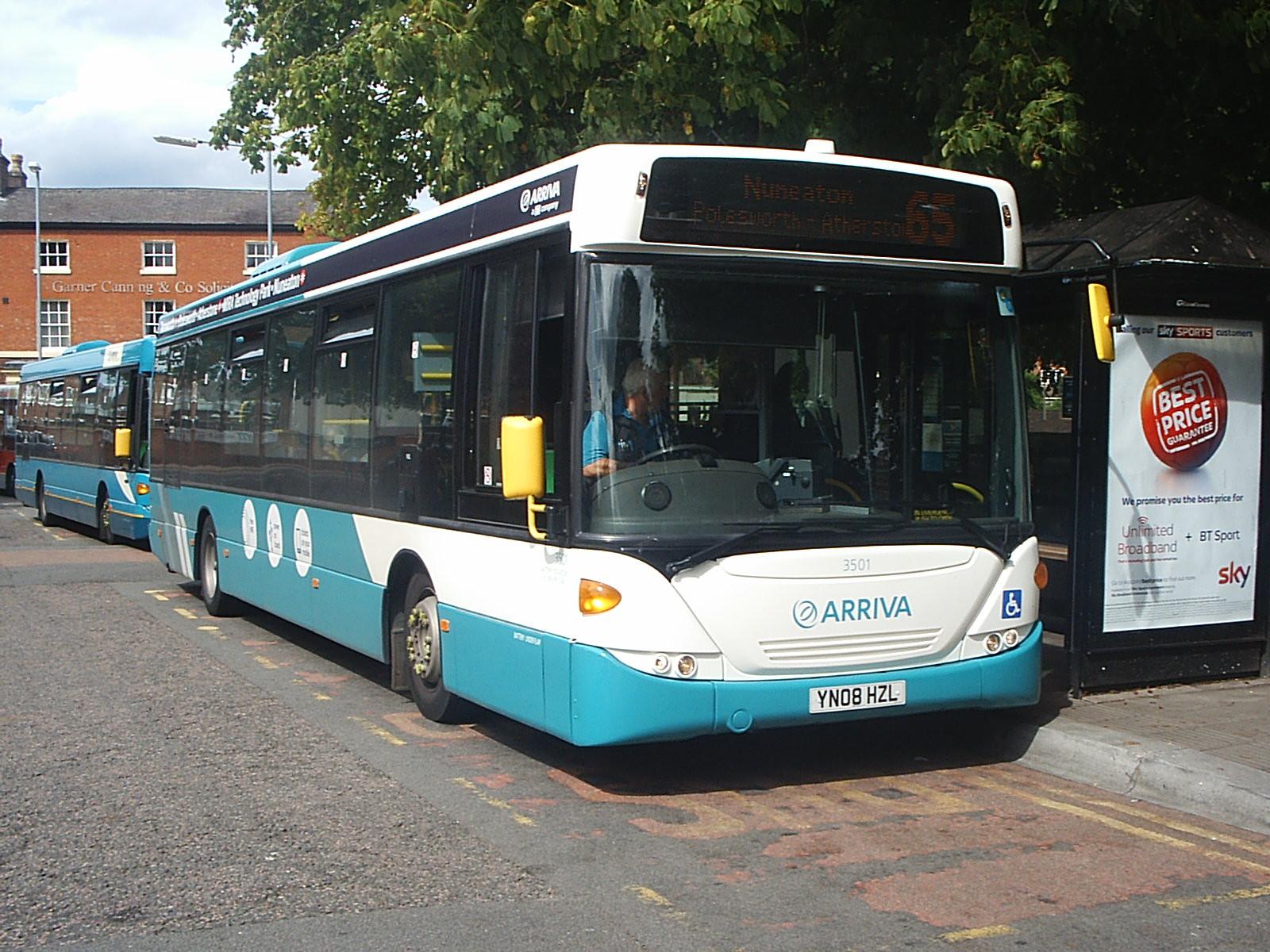 Mattybuzz Trip to Tamworth Sutton Coldfield 29082015