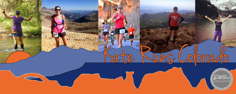 Kate Runs Colorado