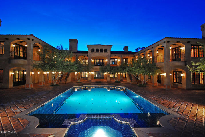 Phoenix Area Homes Distressed Luxury At The Arizona Biltmore