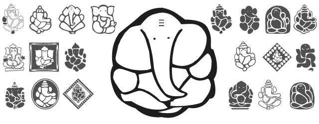 ganpati symbolys 01