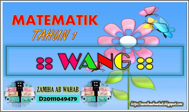 Matematik Tahun 1-Wang-