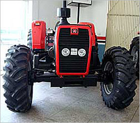 MF 460 4WD Tractors for Kenya